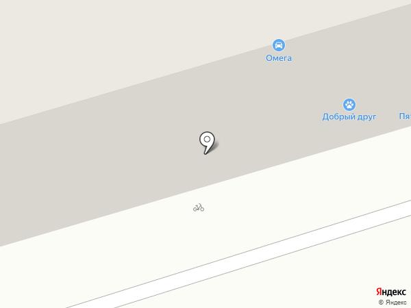 Люберецкое дорожно-эксплуатационное предприятие, МБУ на карте Люберец