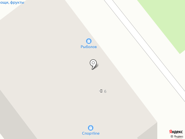 Служба проката велосипедов на карте Лыткарино