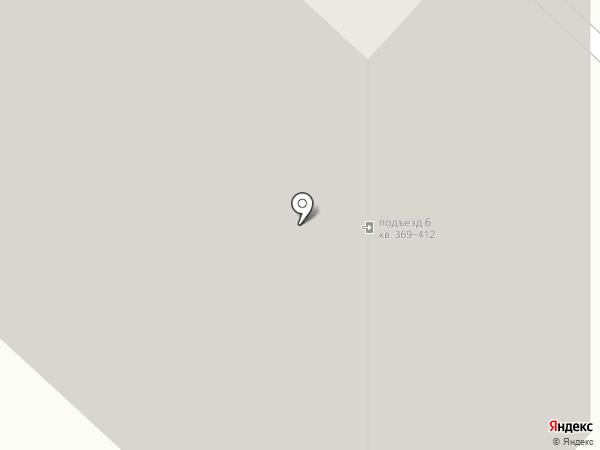 Варя на карте Люберец