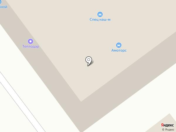 Vozovoz на карте Томилино