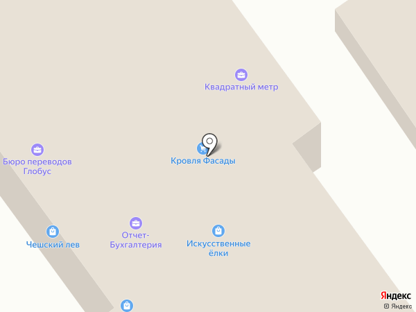 ТПК-АНЕКС на карте Старого Оскола