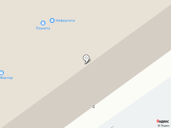 Финколор на карте Старого Оскола
