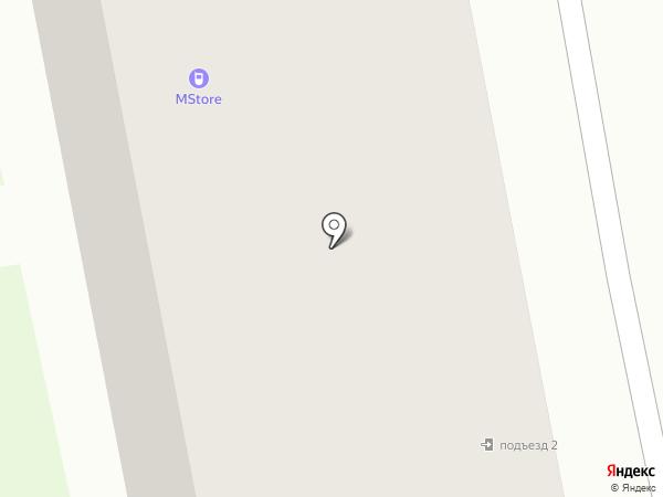 LuLuR на карте Старого Оскола