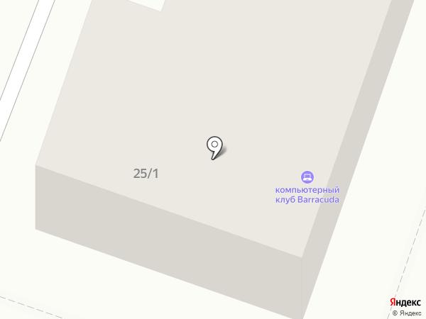 Barracuda, компания на карте Макеевки