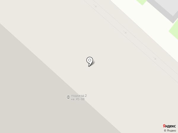 Магазин одежды и обуви на карте Люберец