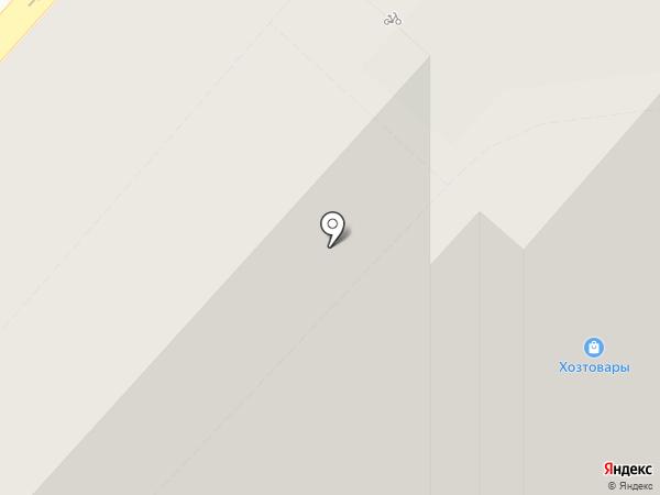 Линия стиля Ника на карте Люберец