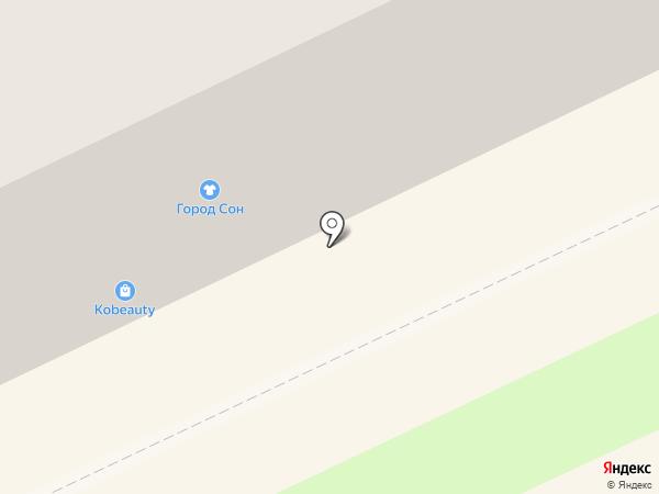 Мои документы на карте Ивантеевки