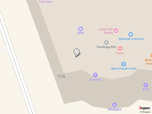 Норма на карте Ивантеевки