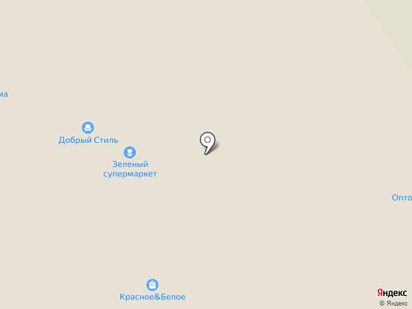 ТНТ Восток на карте Старого Оскола