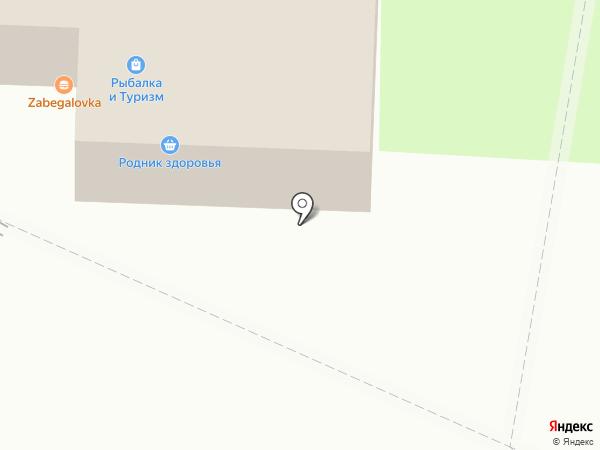 ЛОМБАРД ИВАНТЕЕВКА на карте Ивантеевки