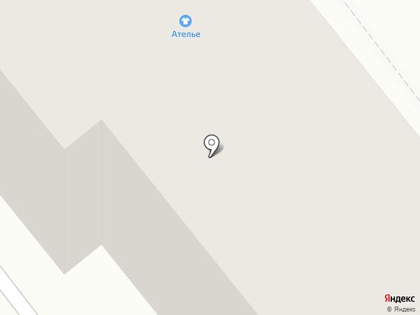 Ателье на карте Лыткарино