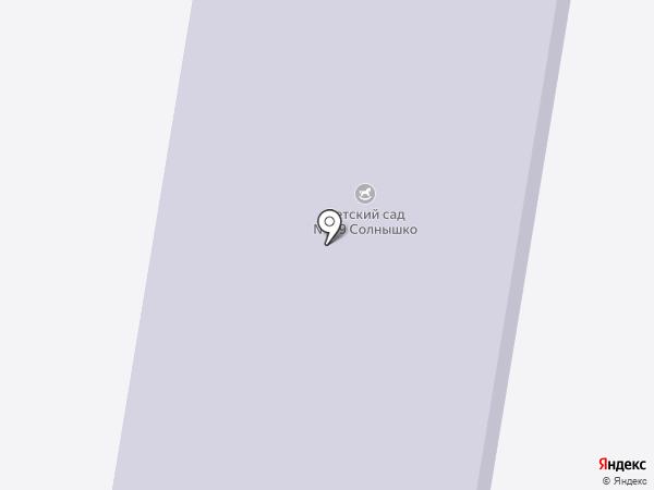 Детский сад №19 на карте Ивантеевки