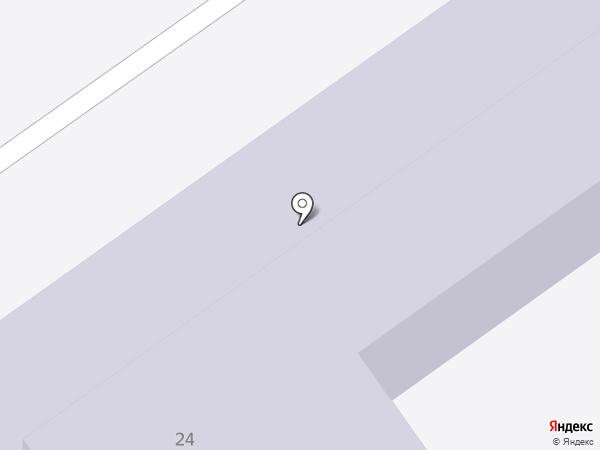 Детский сад №19, Березка на карте Лыткарино