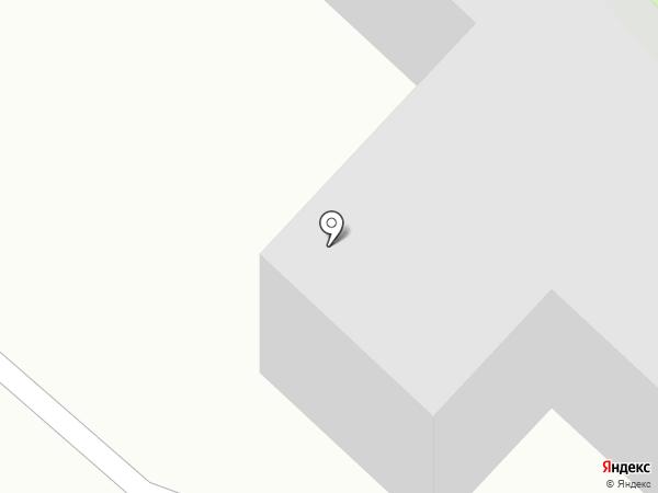 Флос на карте Балашихи