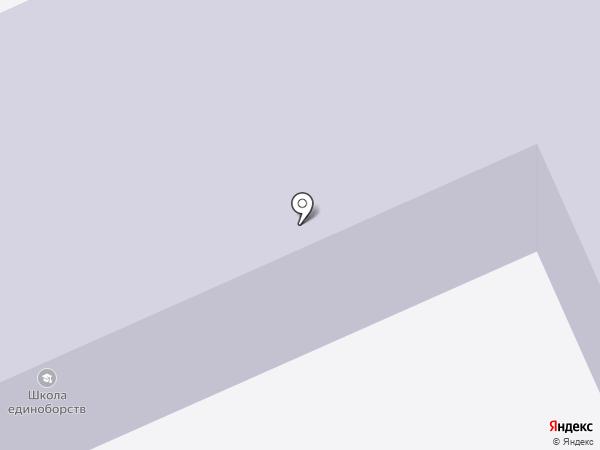 Улыбка дракона на карте Люберец