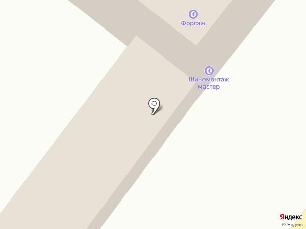 Шиномонтажная мастерская на карте Люберец
