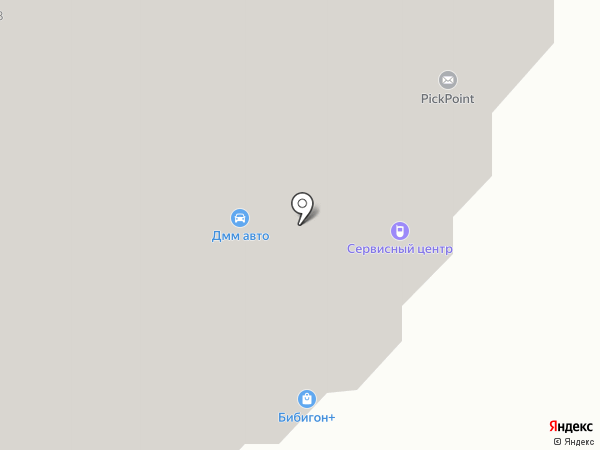 Бибигон+ на карте Люберец