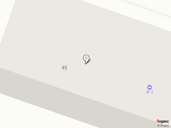 Каристас на карте Макеевки