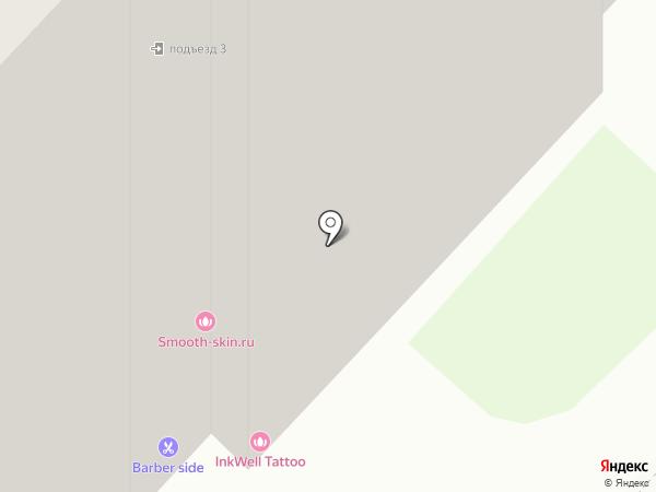 На Красной горке на карте Люберец