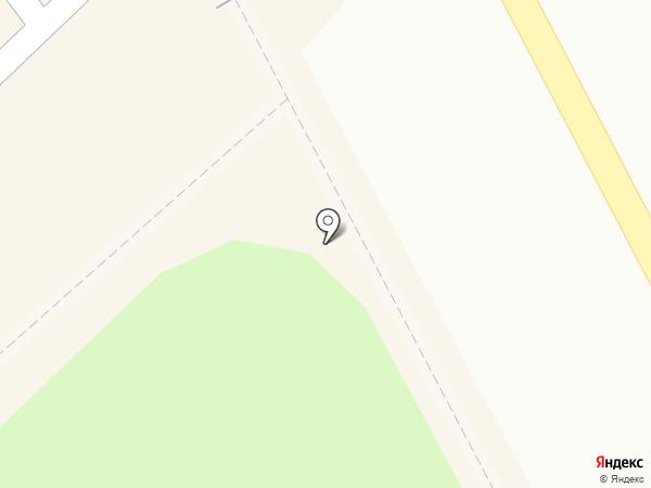 Киоск по продаже печатной продукции на карте Ивантеевки