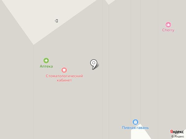 Ас-Электро на карте Старого Оскола