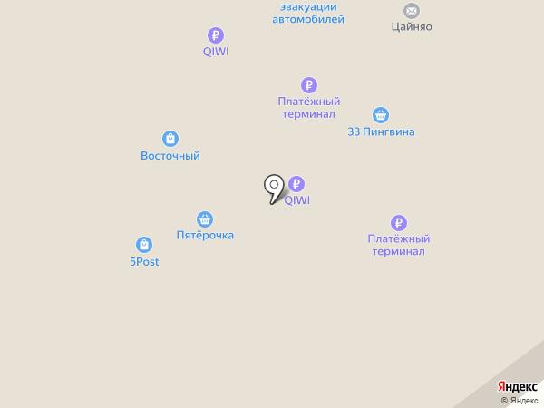 Люкс на карте Старого Оскола
