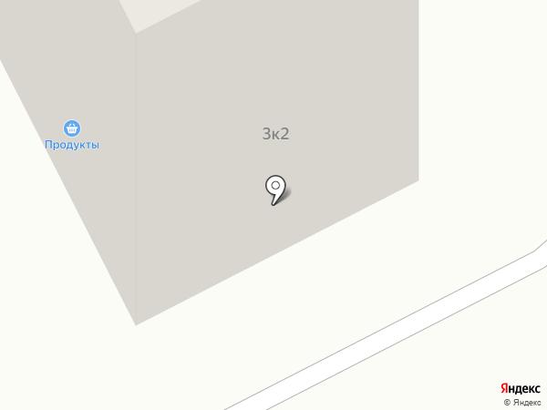 Социальный продуктовый магазин на карте Люберец