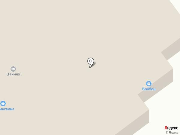 Банкомат, Липецккомбанк, ПАО на карте Старого Оскола