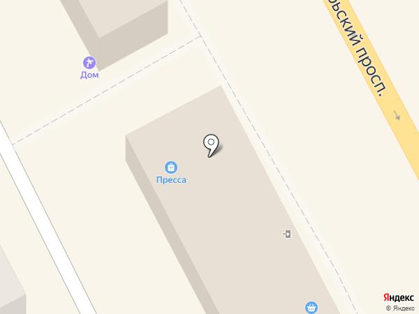 СушиСет на карте Люберец