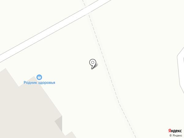 Водомат на карте Ивантеевки
