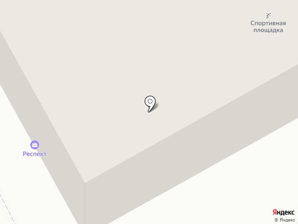 Респект на карте Люберец