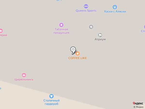 Спорт Маг на карте Ивантеевки