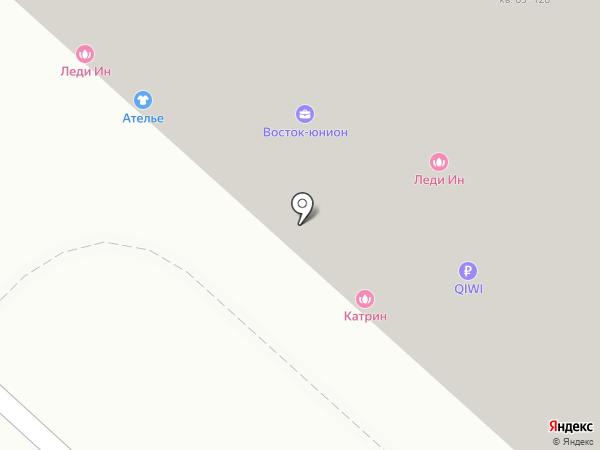 Сеть мини-маркетов на карте Люберец