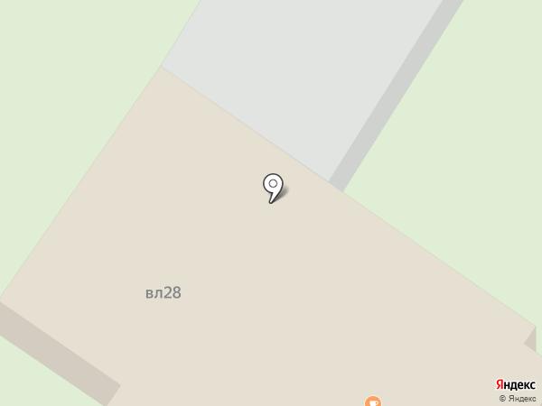 Ново-Люберецкое кладбище на карте Томилино