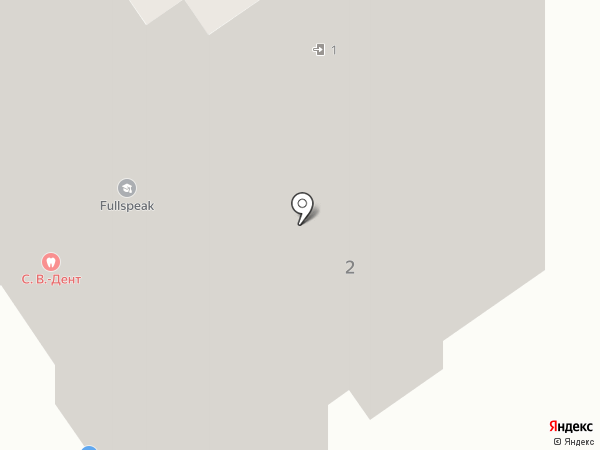 Лагуна Тур на карте Старого Оскола