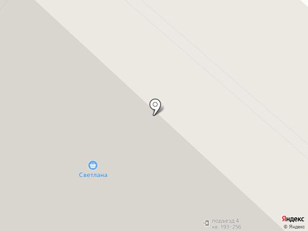 Анжела на карте Люберец