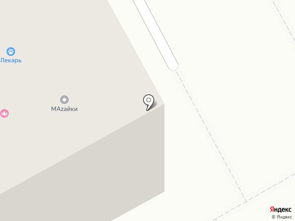 Цитадель-Эксперт на карте Люберец