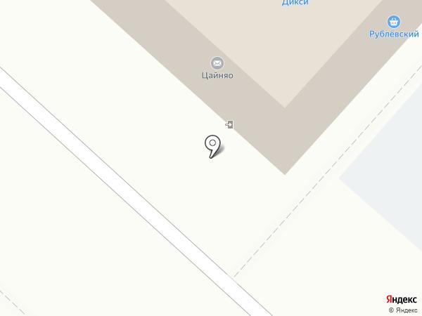 ИZЮМ на карте Люберец