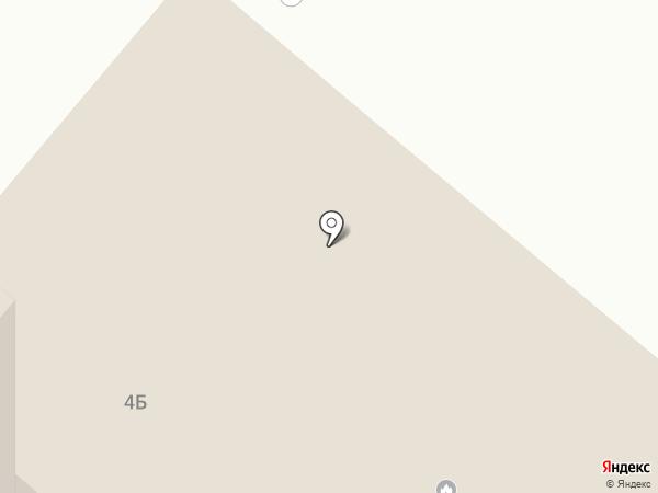 Отдел надзорной деятельности и профилактической работы по Узловскому, Киреевскому районам и г. Донской на карте Киреевска