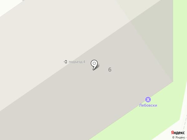 Профи на карте Старого Оскола