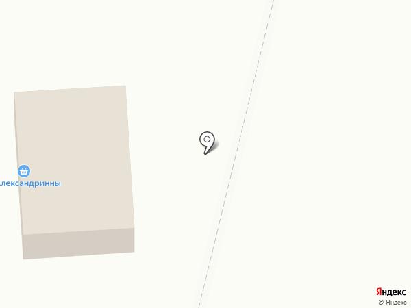 У Александринны на карте Зеленоградского