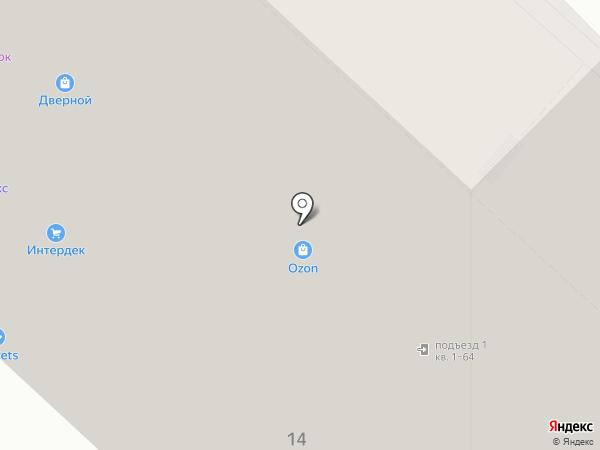 Планета дверей на карте Люберец