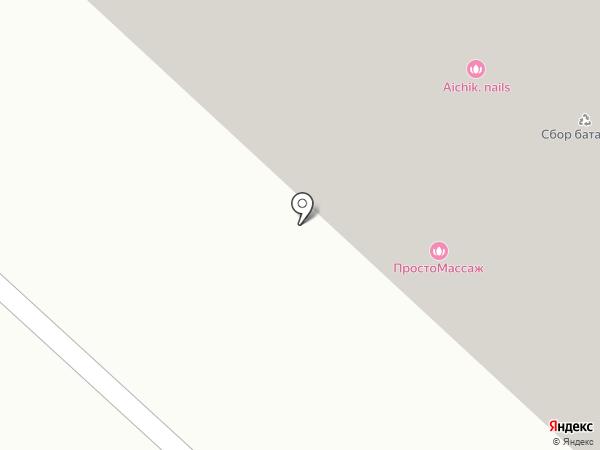 Хелпвет на карте Люберец