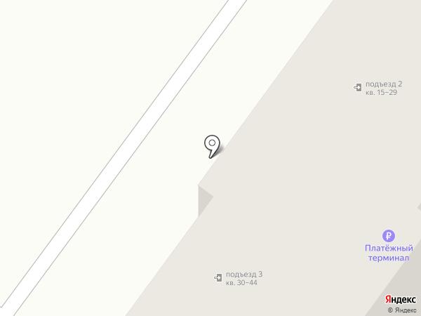 Пятёрочка на карте Киреевска
