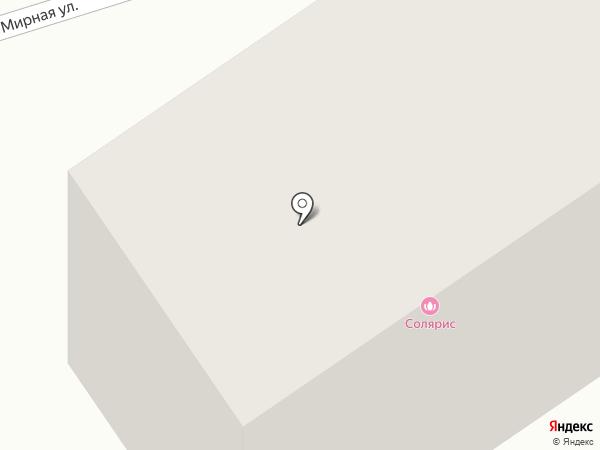 Феникс на карте Старого Оскола