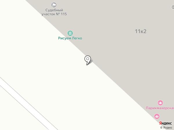 РЕСО-Гарантия, СПАО на карте Люберец