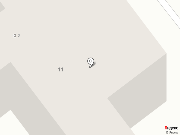 Патруль на карте Старого Оскола