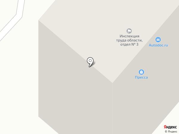 Ивантеевские телекоммуникации на карте Ивантеевки