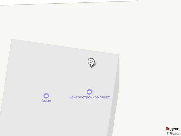 Континент-М на карте Люберец