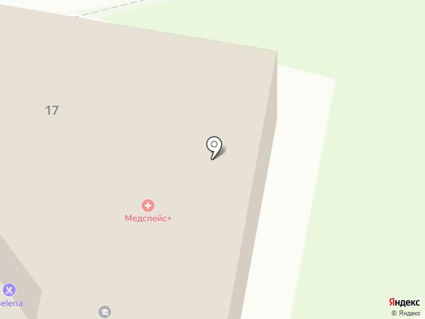 ЭСТЕТЫ на карте Старого Оскола